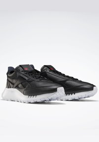 Reebok Classic - CLASSIC LEATHER LEGACY SHOES - Baskets basses - black - 2