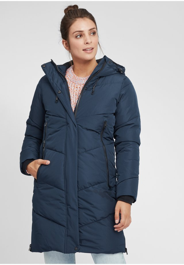 JUNA - Winter coat - insignia blue