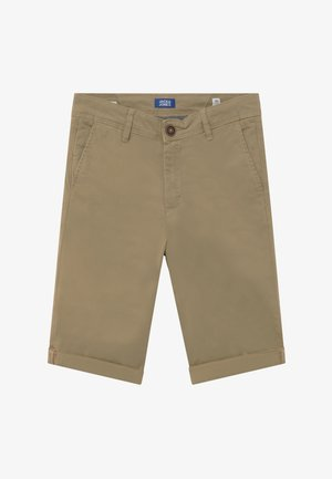 JJIBOWIE SOLID SA JR - Shorts - khaki