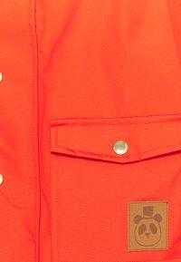 Mini Rodini - PICO JACKET UNISEX - Light jacket - red - 3