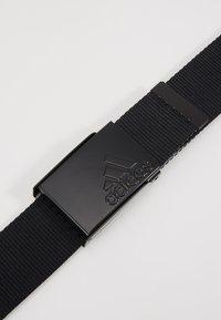 adidas Golf - REVERS BELT - Belt - black - 2