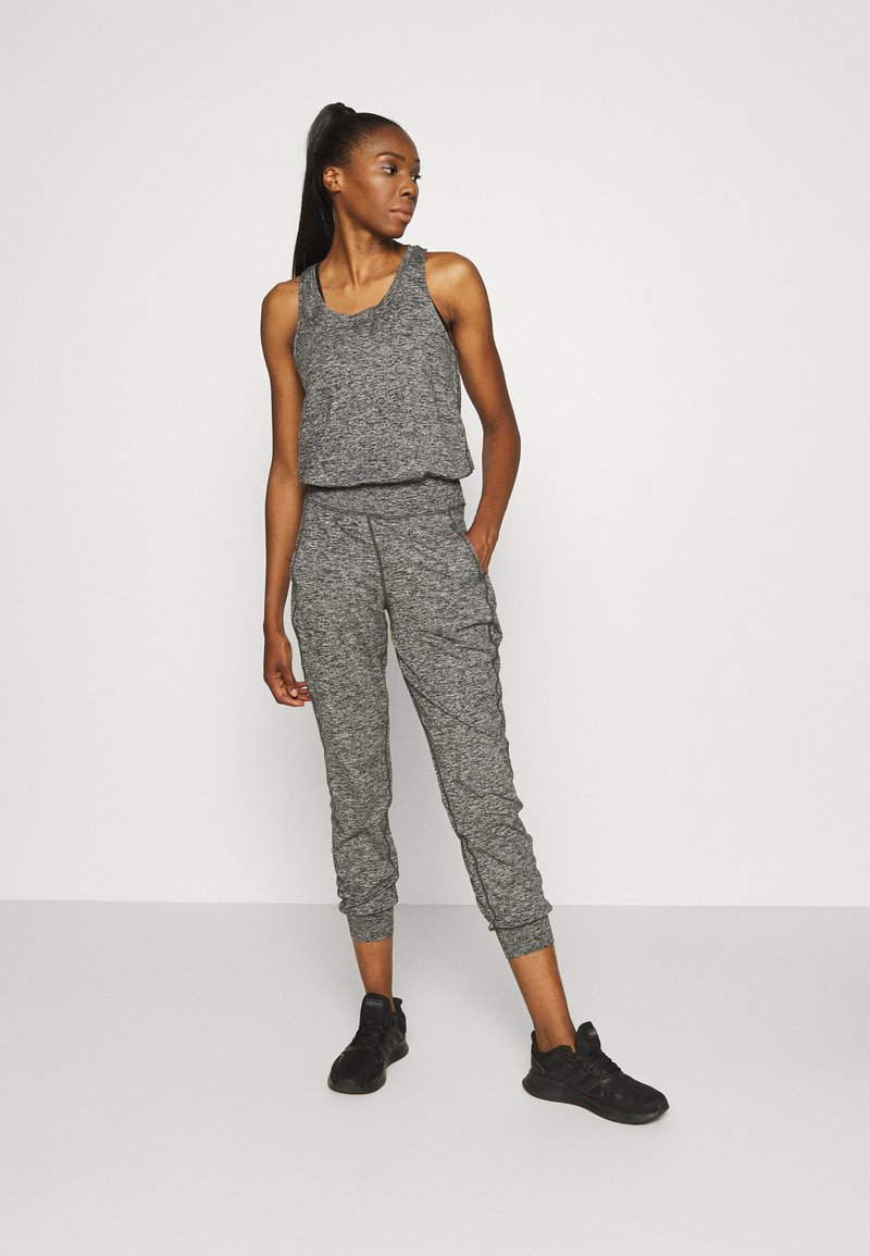 Sweaty Betty - GARUDASANA - Trainingspak - black marl