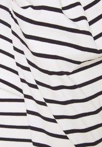 Kaffe - KAYLI LIDDY - Long sleeved top - chalk/black - 2