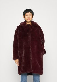 Karen by Simonsen - CAZZLE COAT - Winter coat - winetasting - 0