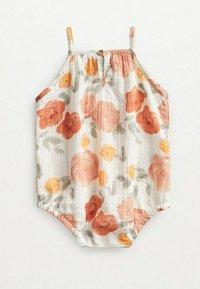 Mango - Jumpsuit - white, orange - 1
