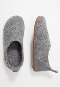 Bisgaard - Pantoffels - grey - 0