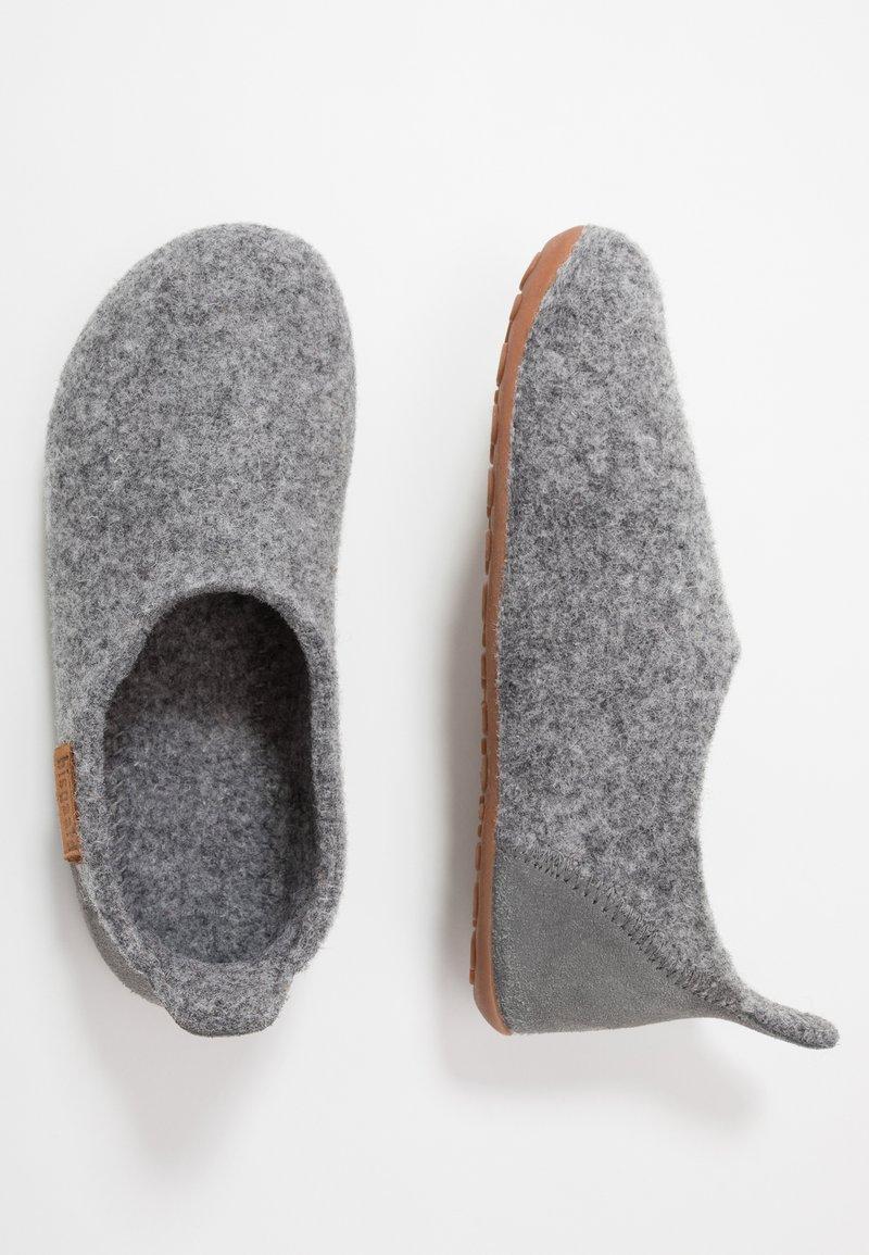 Bisgaard - Pantoffels - grey