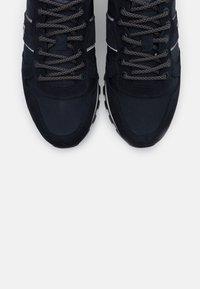 Bogner - PORTO - Sneakersy niskie - dark blue - 5
