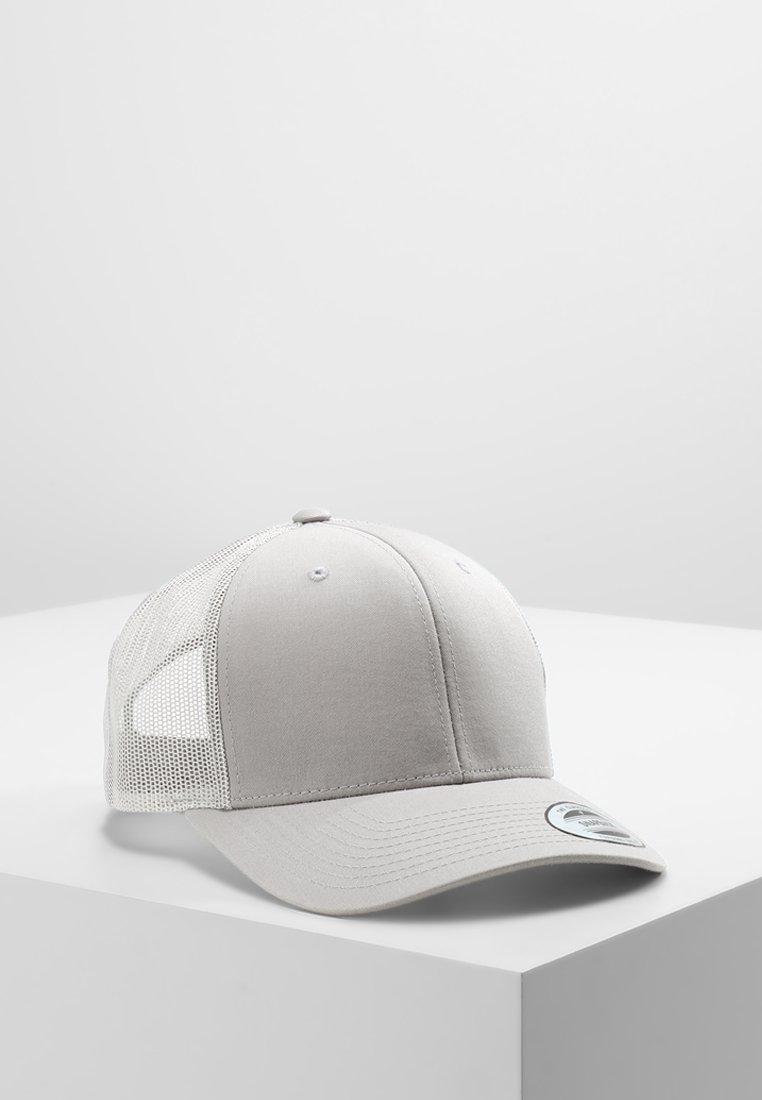 Flexfit - CLASSIC TRUCKER - Cap - silver