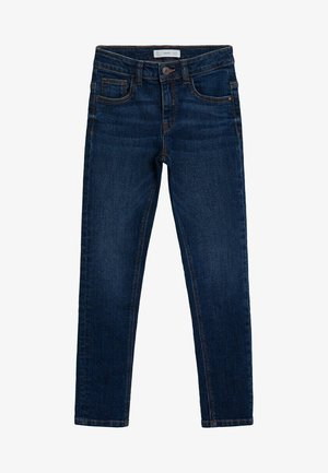 SLIM - Slim fit jeans - donkerblauw