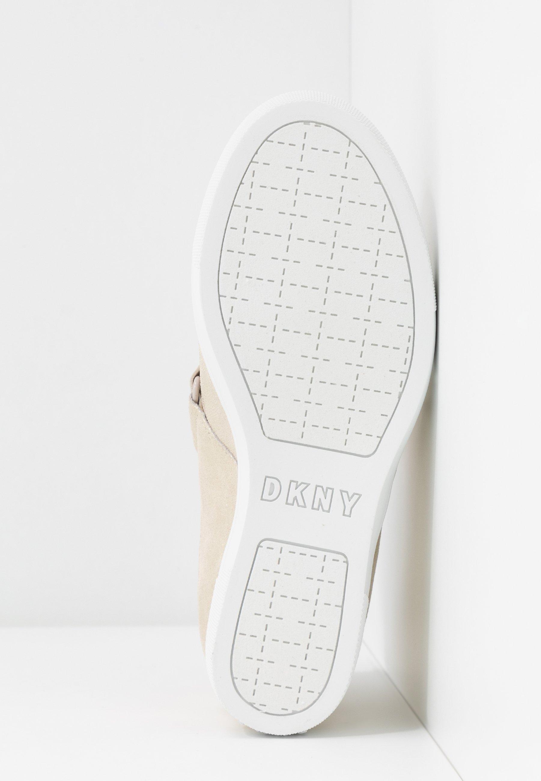 Gran venta DKNY COSMOS WEDGE - Zapatillas - beige   Calzado de mujer2020 YciSz