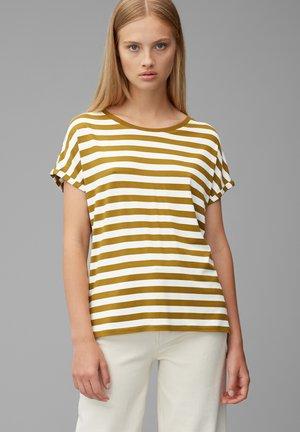 Print T-shirt - multi/plantation