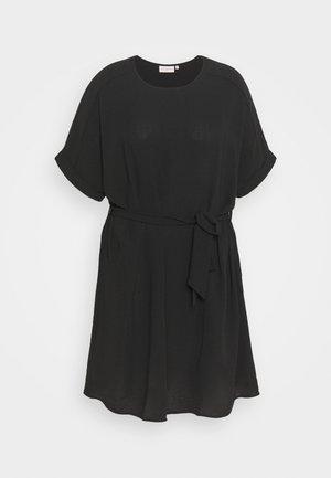 CARJACKIE KNEE DRESS - Vapaa-ajan mekko - black