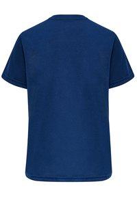 Hummel - Shorts - estate blue - 2