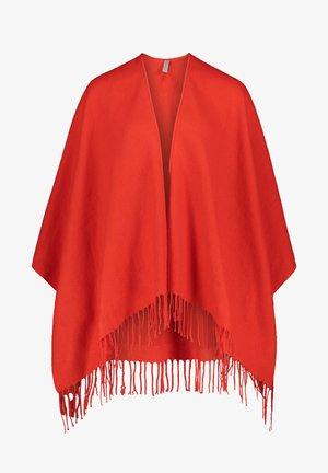 Cape - fiery red