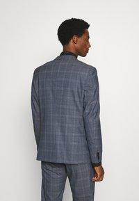 Matinique - CHECK STRETCH - Suit - dust blue - 3
