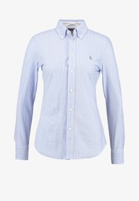 Polo Ralph Lauren - HEIDI - Button-down blouse - harbor island blue - 5