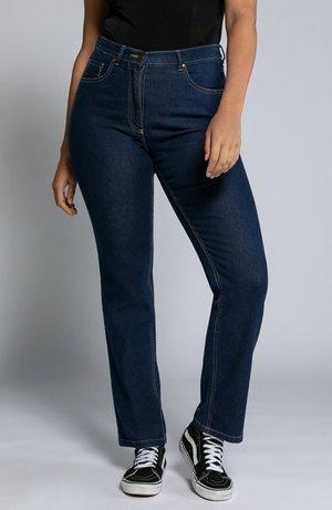 STRETCH  - Straight leg jeans - blue denim