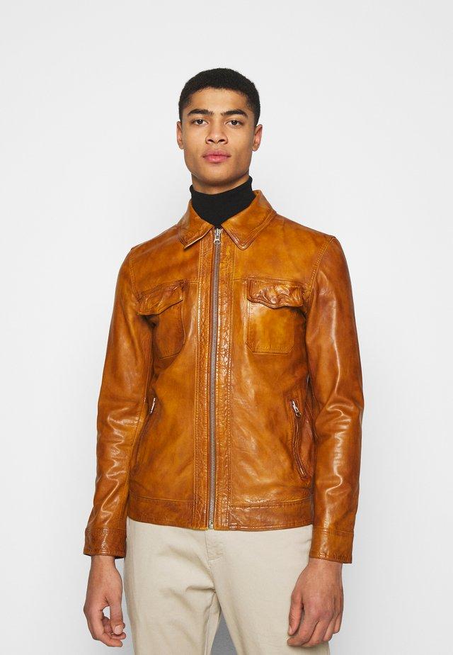 ARY  - Leren jas - brown
