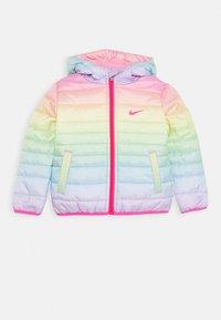 Nike Sportswear - GIRL CORE PADDED - Winter jacket - rainbow - 0