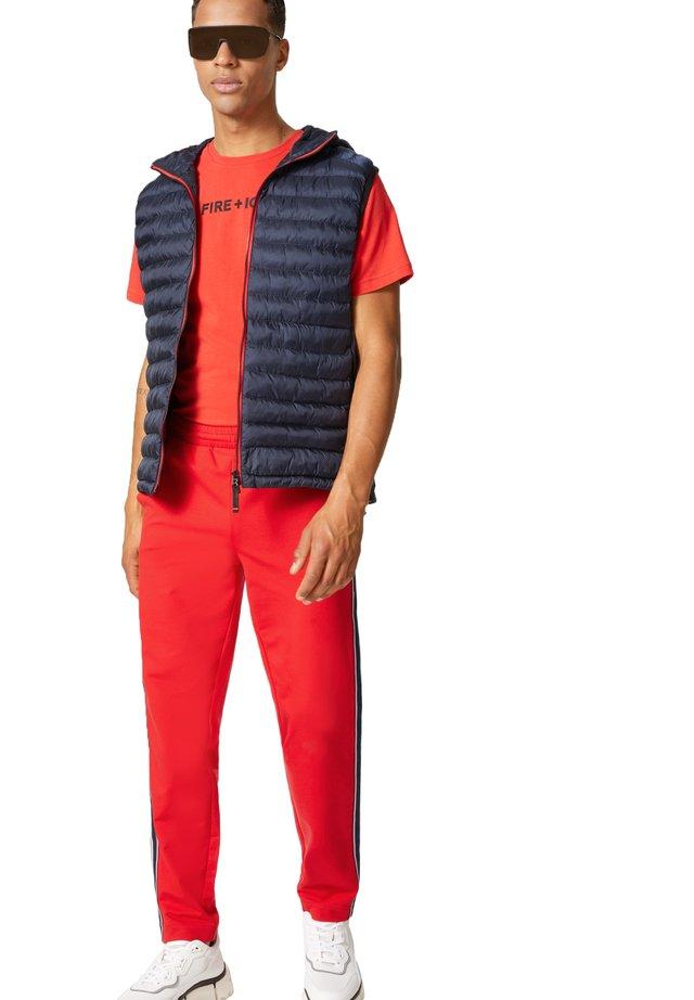 EDWARD - Pantalon de survêtement - rot