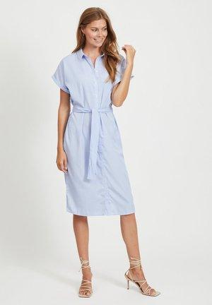 Shirt dress - kentucky blue
