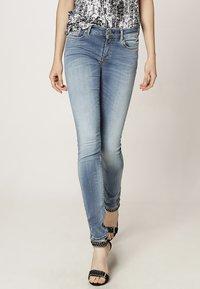 Replay - HYPERFLEX LUZ - Jeans Skinny Fit - blue - 1