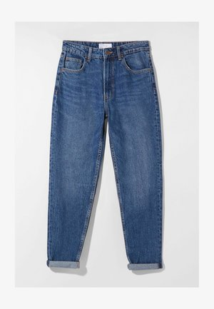 MOM FIT - Relaxed fit jeans - royal blue