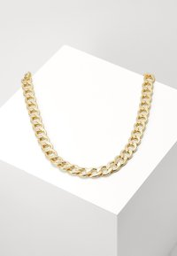 Urban Classics - BIG CHAIN NECKLACE - Collana - gold-coloured - 0
