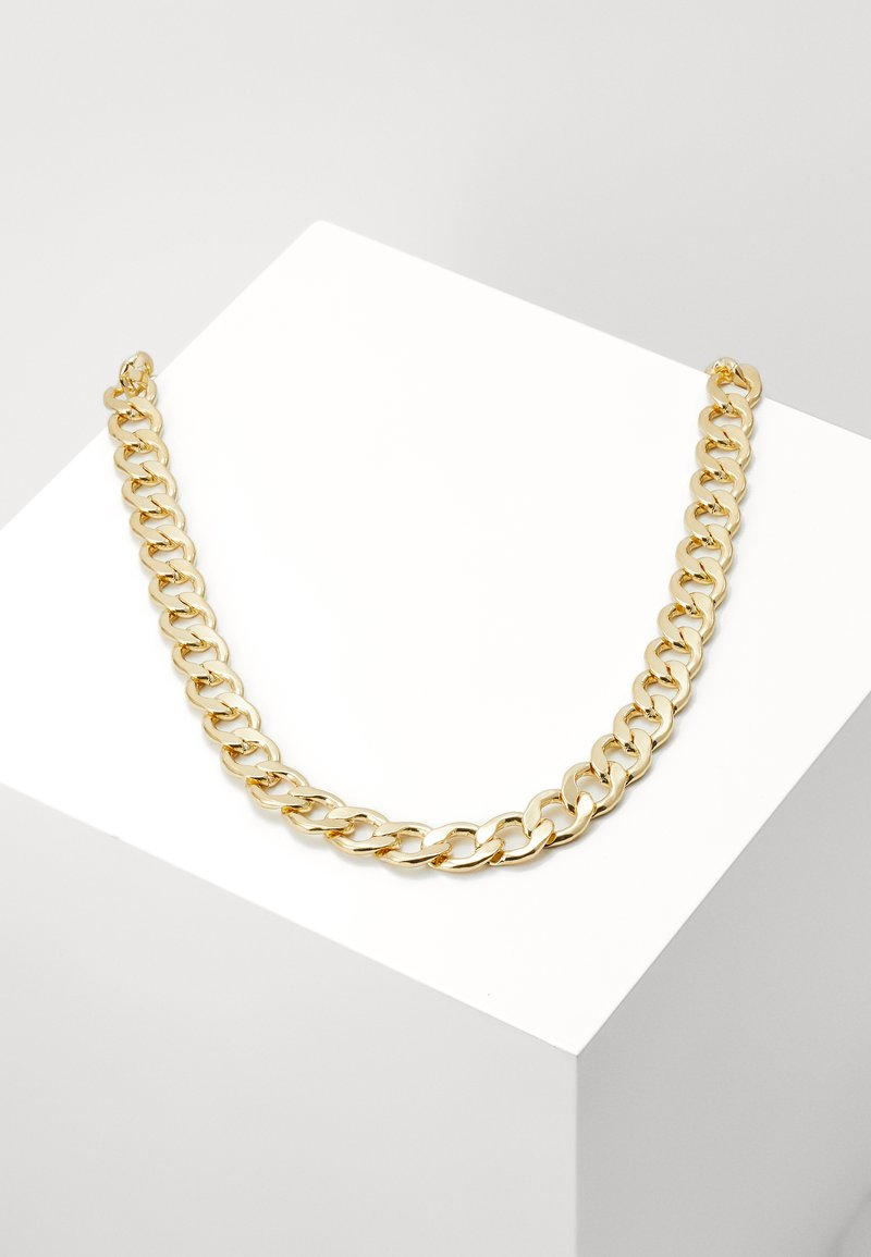 Urban Classics - BIG CHAIN NECKLACE - Collana - gold-coloured
