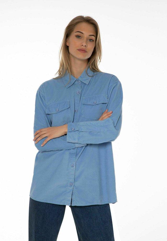 PINA  - Button-down blouse - skylar