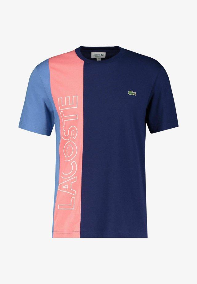 T-shirt imprimé - türkis