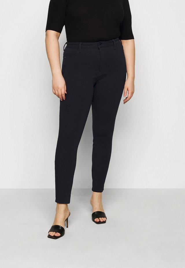 ANKLE SCULPT - Jeans Skinny Fit - desert sky