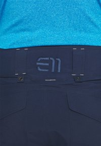 State of Elevenate - MEN'S BACKSIDE PANTS - Pantaloni da neve - dark blue - 5