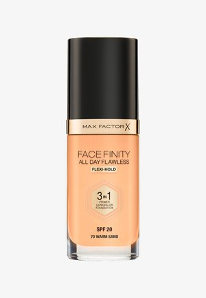 FACEFINITY ALL DAY FLAWLESS FOUNDATION - Foundation - 70 warm sand