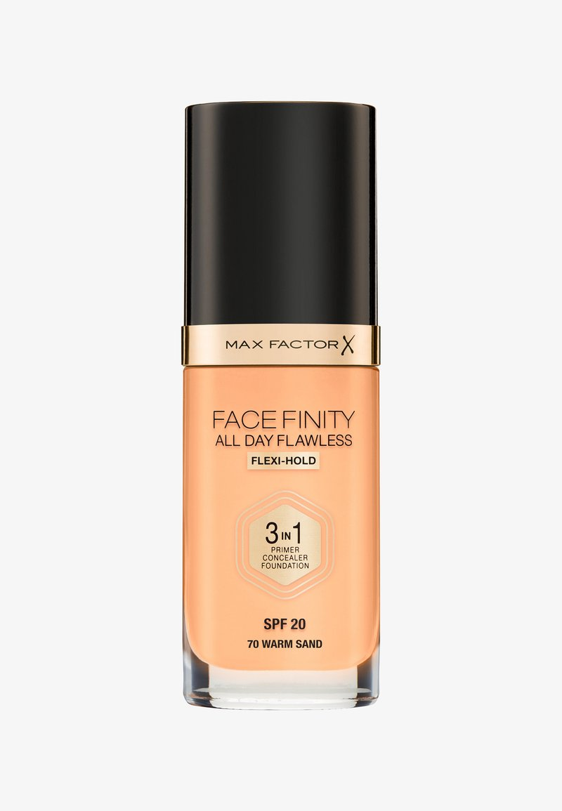 Max Factor - FACEFINITY ALL DAY FLAWLESS FOUNDATION - Foundation - 70 warm sand
