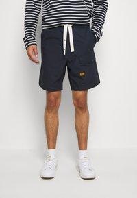 G-Star - FRONT POCKET SPORT SHORT - Shorts - pabe poplin - mazarine blue - 0