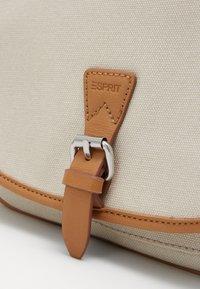 Esprit - Across body bag - light beige - 2
