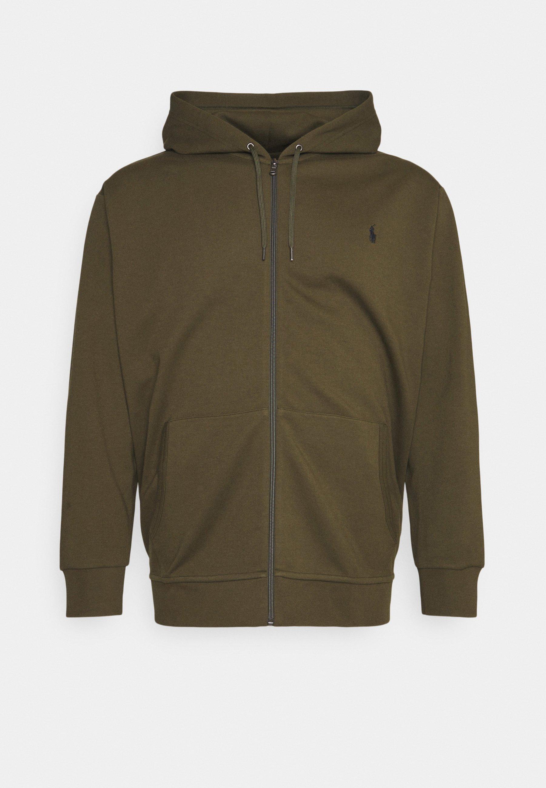 Men DOUBLE TECH - Zip-up sweatshirt