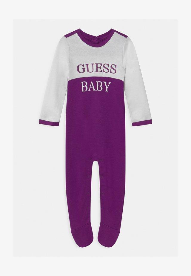 BABY UNISEX - Regalo per nascita - new plum light