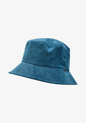 Hat - mottled blue