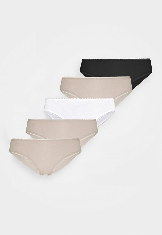 5 PACK - Kalhotky - opaline mix