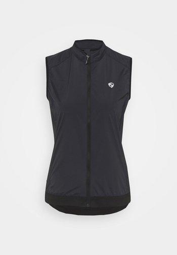 NORWIGA LADY VEST - Vest - black