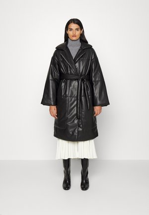 PUFFER COAT - Winter coat - black