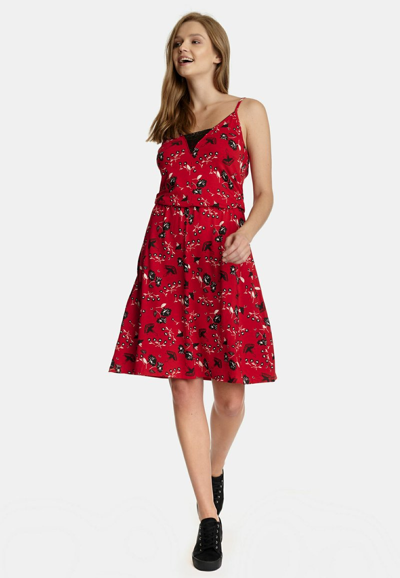 Vive Maria - Day dress - rot allover