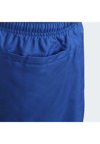 adidas Performance - CLASSIC BADGE OF SPORT SWIM SHORTS - Swimming shorts - blue - 2