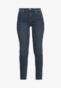 Frame Denim - HIGH SKINNY RAW EDGE - Skinny-Farkut - fayette - 3