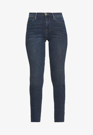 HIGH SKINNY RAW EDGE - Skinny džíny - fayette