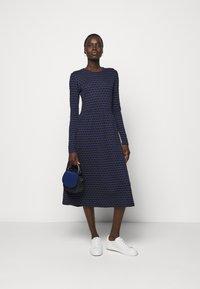 Libertine-Libertine - TEAM JUMPER DRESS - Denní šaty - blue - 1