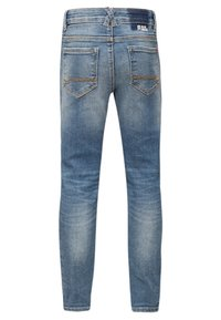 WE Fashion - RELAXED FIT - Relaxed fit jeans - dark blue